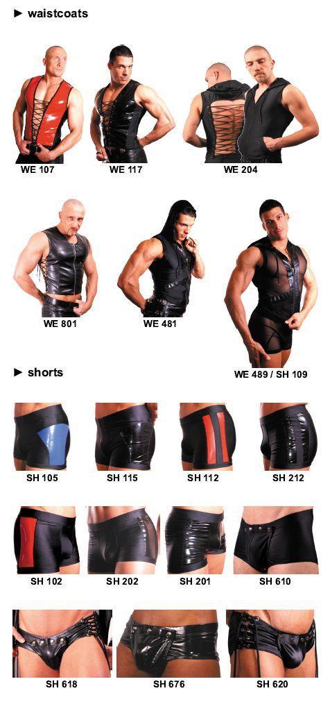 Westen & Shorts