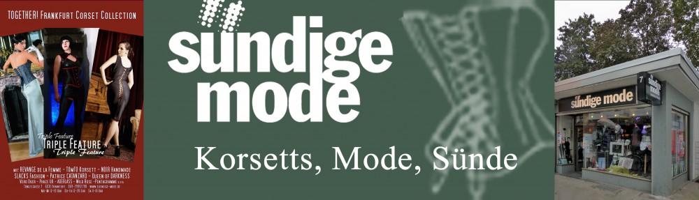 Korsetts und Lifestyle Mode seit 2004 in FFM