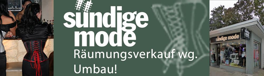 Korsetts und Lifestyle Mode – seit 2004 in Frankfurt am Main