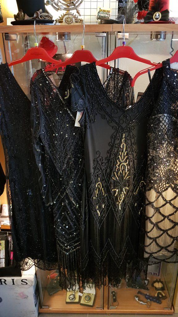 Flapper-Kleider